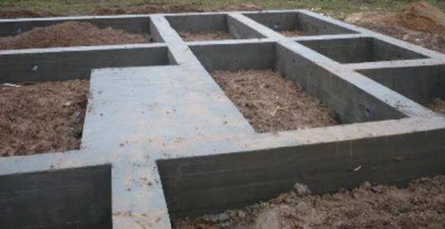 Важность качественного строительства фундамента дома и бани и типичные ошибки